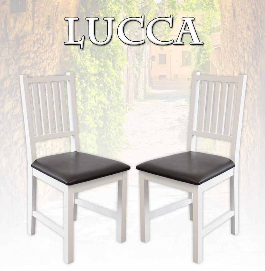 2 x stuhl lucca birke massiv wei esszimmerstuhl. Black Bedroom Furniture Sets. Home Design Ideas