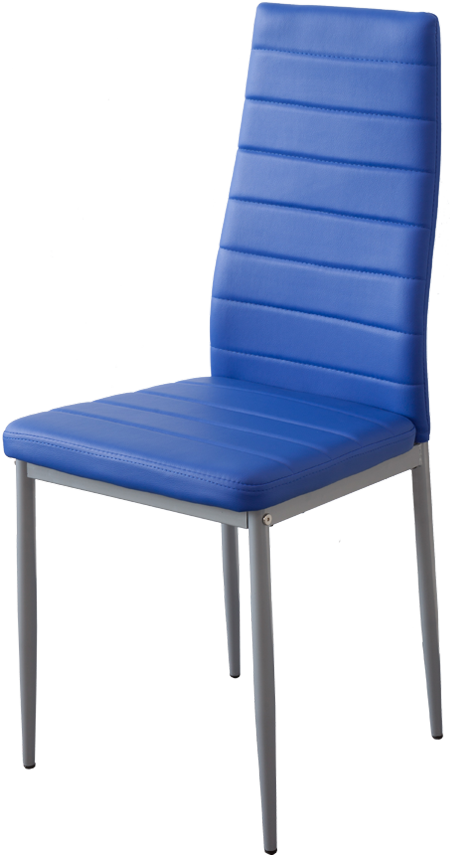 6 x esszimmerst hle milano blau esszimmerstuhl for Design stuhl milano